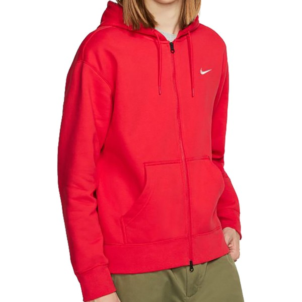 "Nike SB Hoodie ""Orange Label"" (Oski) - University Red/Sail"