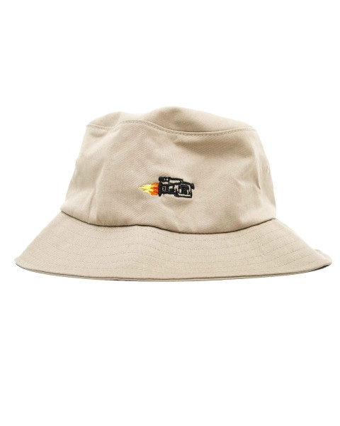Nostalgia Skateboards OG Bucket Hat - Khaki