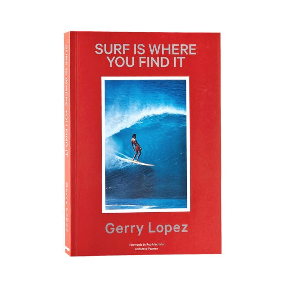 Patagonia Surf is Where You Find It Book