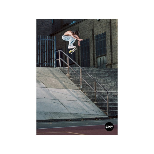 Grey Skatemag Vol. 04 - Issue 08