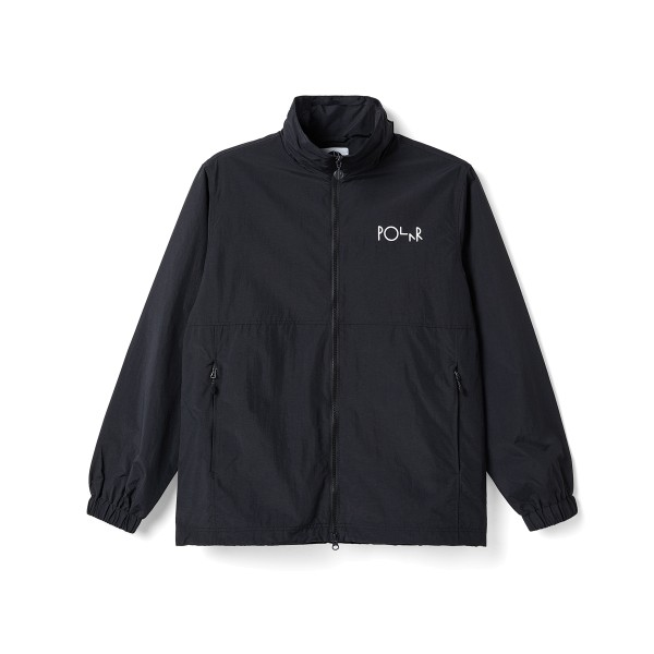Polar Happy Coach Jacket - Black
