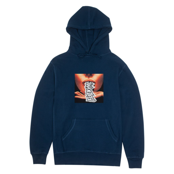 Fucking Awesome Slurp Hoodie - Navy