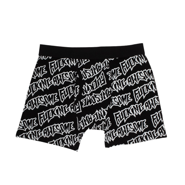 Fucking Awesome Boxer Briefs 2-Pack - Medium