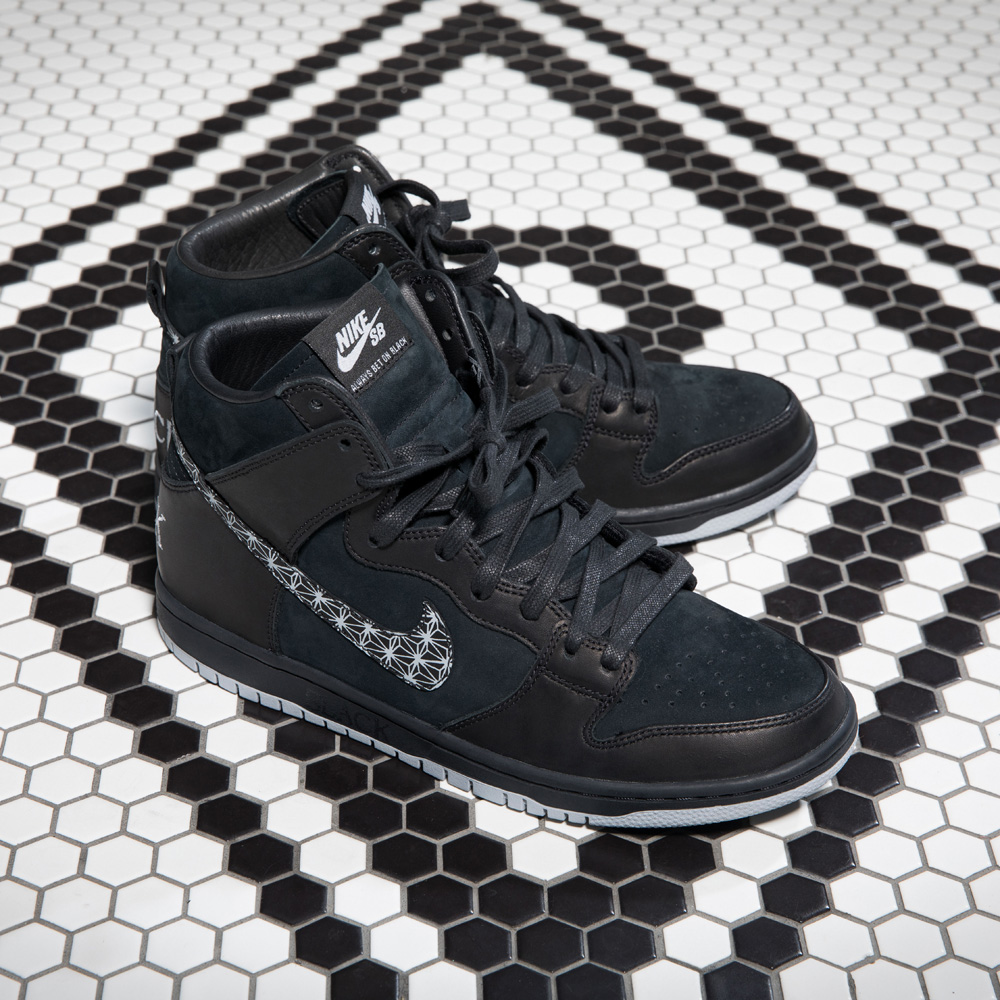 ecb01c4aa0c Probably the most famous skateboarder bar in California has now its own  sneaker. The Black Bar, with co-owners Jerry Hsu & Heath Kirchart, is an  integral ...