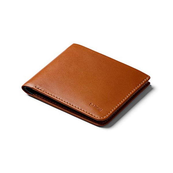 Bellroy The Square Wallet - Caramel