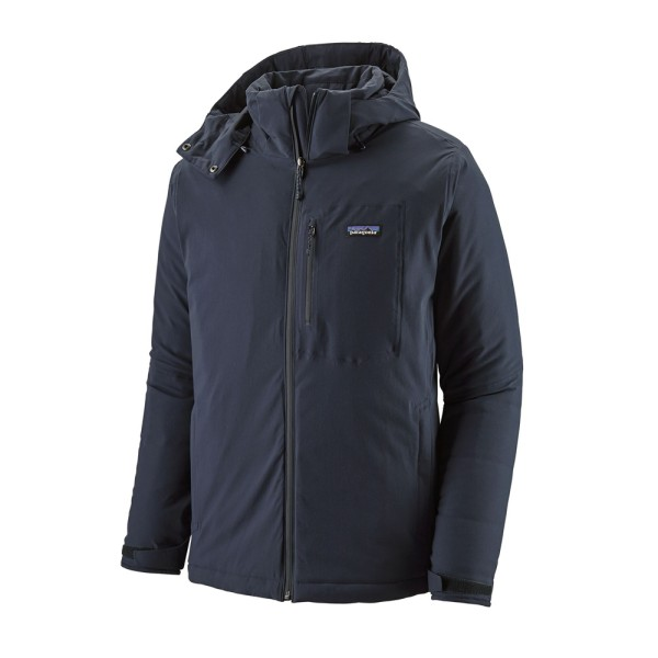 Patagonia Men's Insulated Quandary Jacket - New Navy