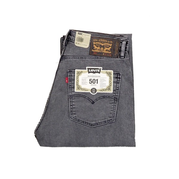 Levis Skateboarding Collection 501 S&E STF - No Comply