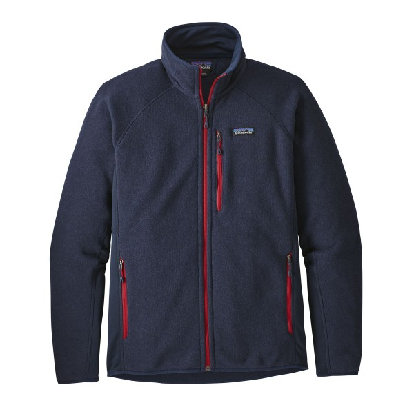 Patagonia M's Performance Better Sweater Jacket - Navy