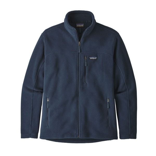 Patagonia M's Classic Synchilla Fleece Jacket - New Navy