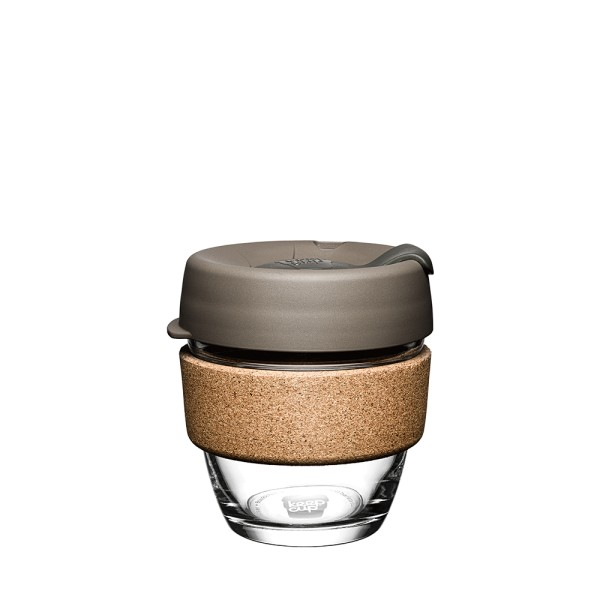 Keep Cup Brew Cork - Grey