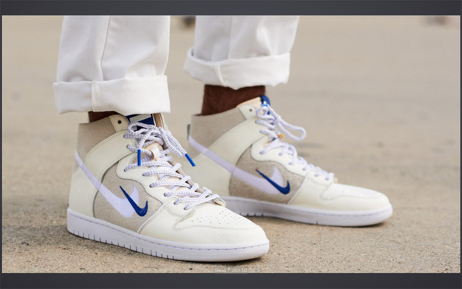 new arrival 0274c a19db SOULLAND MEETS THE DUNK FOR NIKE SB