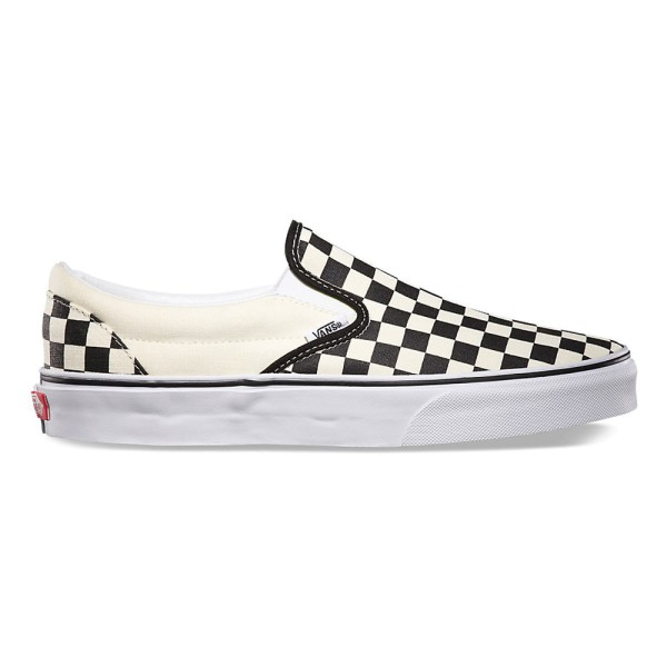 Vans Classic Slip-On - Black/White Checkerboard
