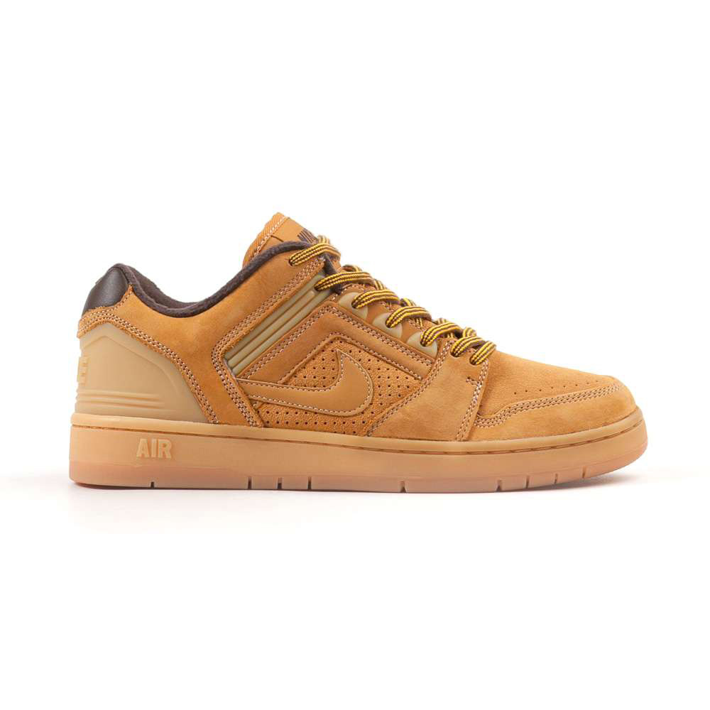 a2e18719ee2 Nike SB Air Force Low II Premium - Bronze Brown
