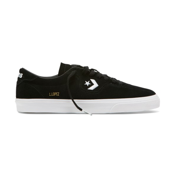Converse x Louie Lopez Pro Low Top - Black