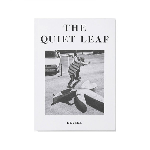 "The Quiet Leaf Magazine ""Spain Issue"""