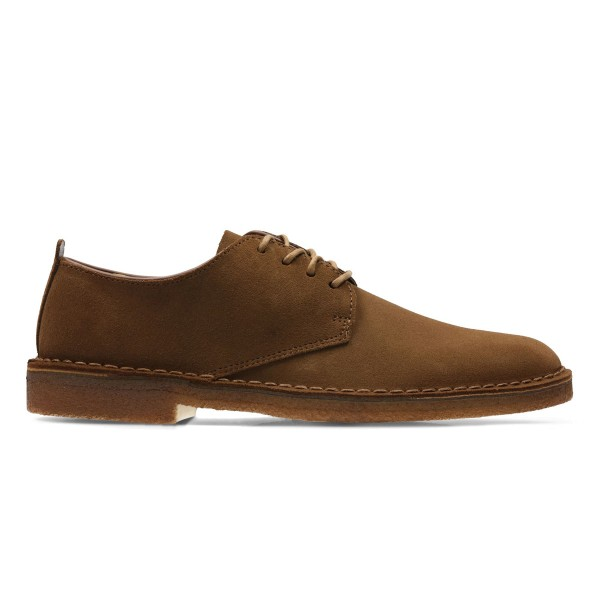 Clarks Desert London - Cola Suede