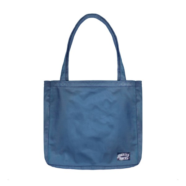 Quartersnacks Mesh Tote Bag - Blue