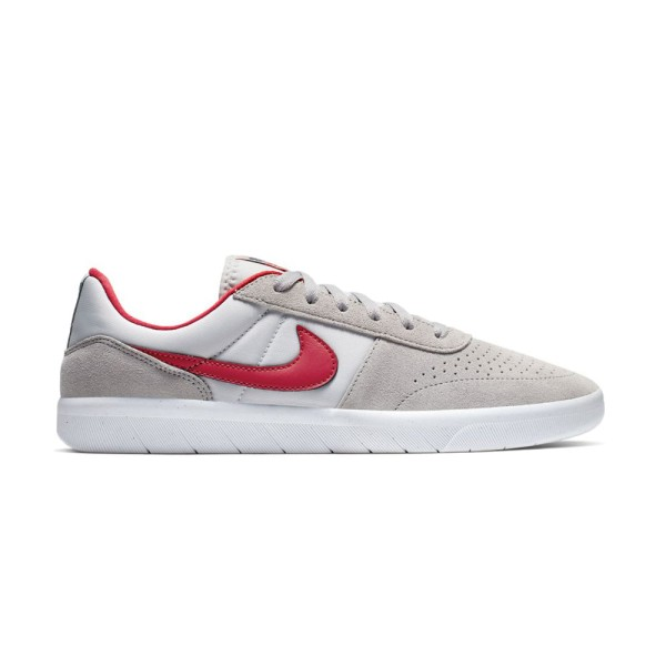 Nike SB Team Classic - Atmosphere Grey / University Red